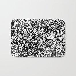 Cell Art Bath Mat