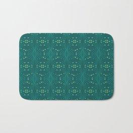 paisley pattern 3 Bath Mat