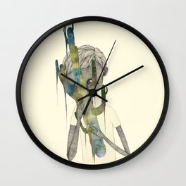 TREES NEVER LIED 02 Wall Clock