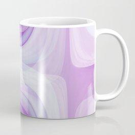 Retro Pattern purple Coffee Mug