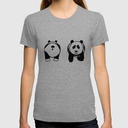 Panda booty T-shirt