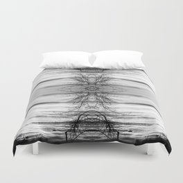 Dimensionality Duvet Cover