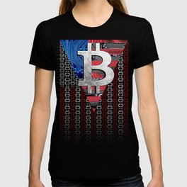 bitcoin USA  T-shirt