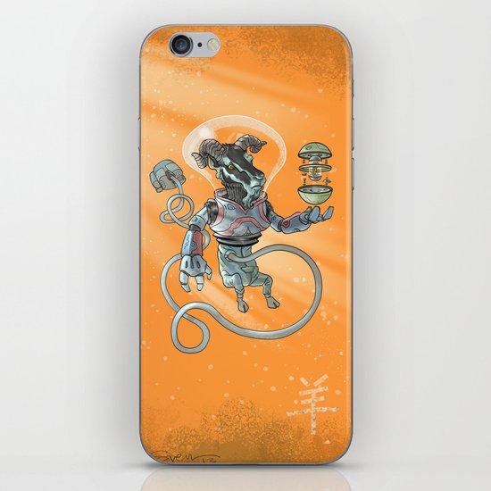 Astro Zodiac Force 08: Ram iPhone & iPod Skin