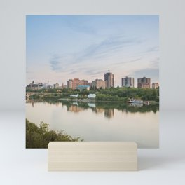 Canada Photography - Saskatoon In Canada Mini Art Print