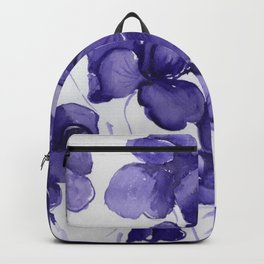 Pansy Party Backpack