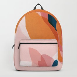 Abstraction_Floral_Blossom Backpack