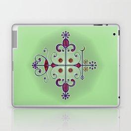 Voodoo Symbol Papa Legba Laptop & iPad Skin