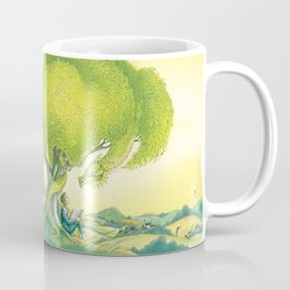 Tolkien And His Dragons Coffee Mug