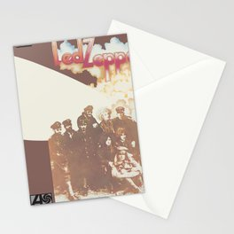Zeppelin II Led (Remastered) by Zeppelin Stationery Cards