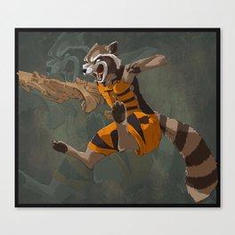 What's a Raccoon Canvas Print