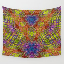 Confined Roots Wall Tapestry