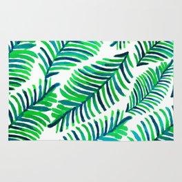 Palm Solace #society6 #buyart #decor Rug