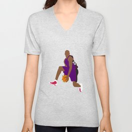 NBA Players | Vince Carter Dunk Unisex V-Neck