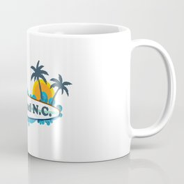 Nags Head - North Carolina. Coffee Mug