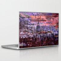metropolis Laptop & iPad Skins featuring Metropolis by Jean-François Dupuis