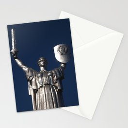 Motherland Monument Stationery Cards