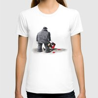 sin city T-shirts featuring Sin by Miguel Herranz