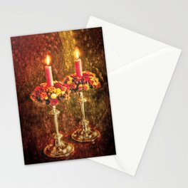 Christmas for two Stationery Cards