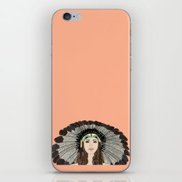 Southwest queen iPhone Skin