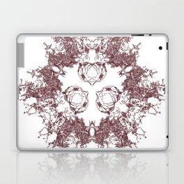 Mitosis (No. 1)   Burnt sienna Laptop & iPad Skin
