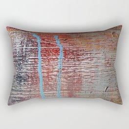 Vintage Barn Wood Rectangular Pillow