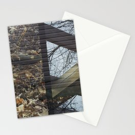 Double Exposures, January Series 8 Stationery Cards
