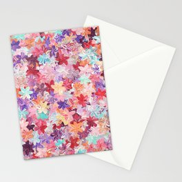 Pastel Flower Stationery Cards