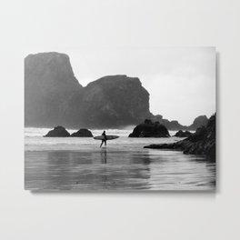 Coldwater Metal Print