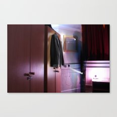 Ghost Person  Canvas Print