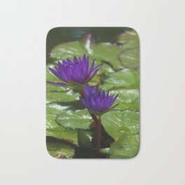 Nymphaea Bath Mat