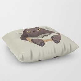 Grumpy T0toro Floor Pillow