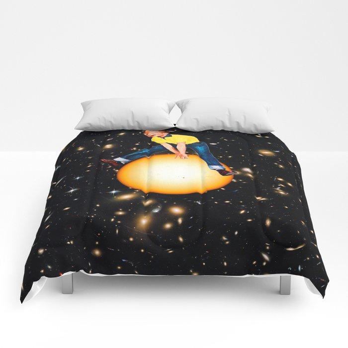 Star Hopper 2 Comforters