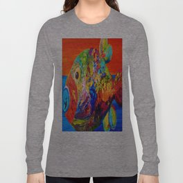 Deviously Dappled Long Sleeve T-shirt