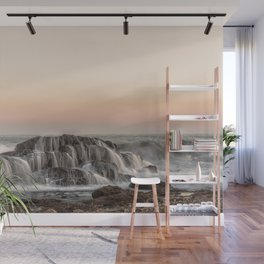 Crashed Wave Wall Mural