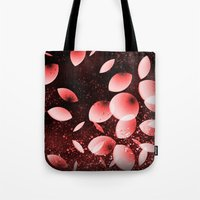 romance Tote Bags featuring Romance by Casey