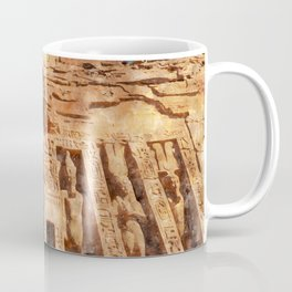 Egypt Monuments Coffee Mug