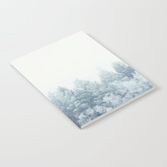 Frosty feelings Notebook