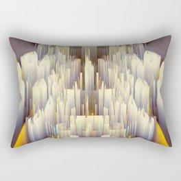 51. Expectations Rectangular Pillow