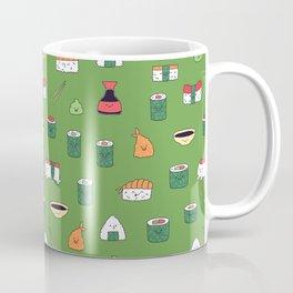 Kawaii sushi Coffee Mug