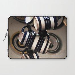 line of ceramic cups Laptop Sleeve