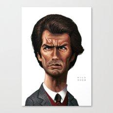 Dirty Harry Canvas Print