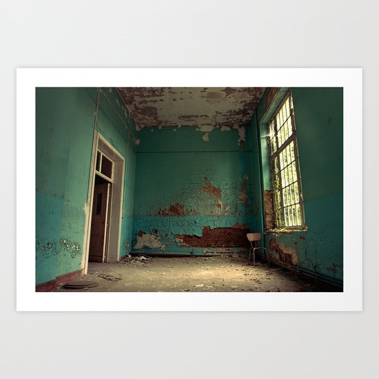 Take me with you when you go Art Print