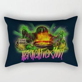 Abracafuckyou Rectangular Pillow