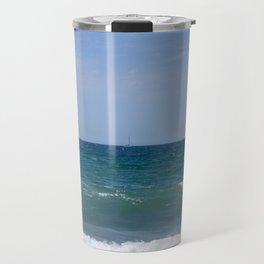 Infinite Ocean Travel Mug