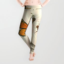 Insects on Parade Leggings