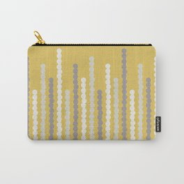 Bubbles in Gold - Carry-All Pouch