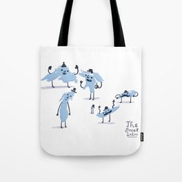 The Great Lakes!  Tote Bag