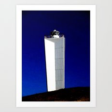 Cape Jervis Lighthouse Art Print