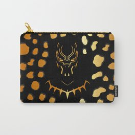 Gold Panther Heroes Carry-All Pouch